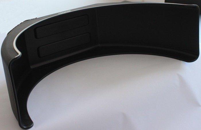 Aripă din plastic pentru remorci cu roata de 15/16'' Domar DK31