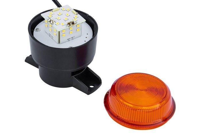Avertizor optic ,,girofar'' cu LED 610