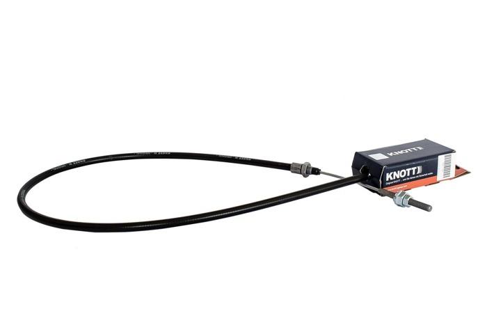 Cablu frână KNOTT 730/940