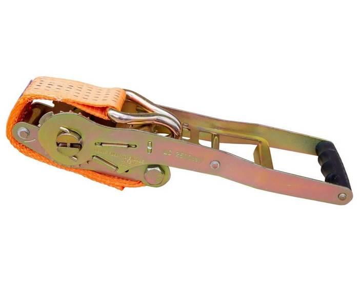 Chingă de ancorare cu clichet Ergo 6 m/50 mm/5 t