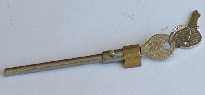 Dispozitiv antifurt pentru cuplă AL-KO AKS 1300