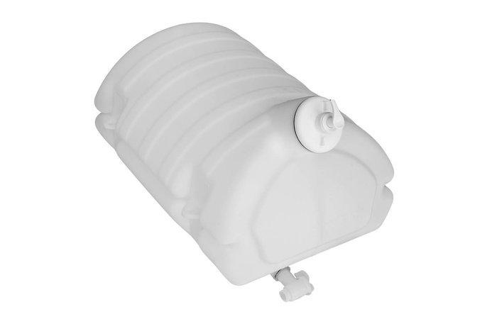 Distribuitor de apă Lokhen 30 l alb cu dozator de săpun
