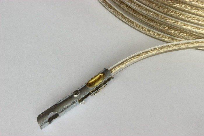 Frânghie vamală forjată cu miez de oțel de 34 m
