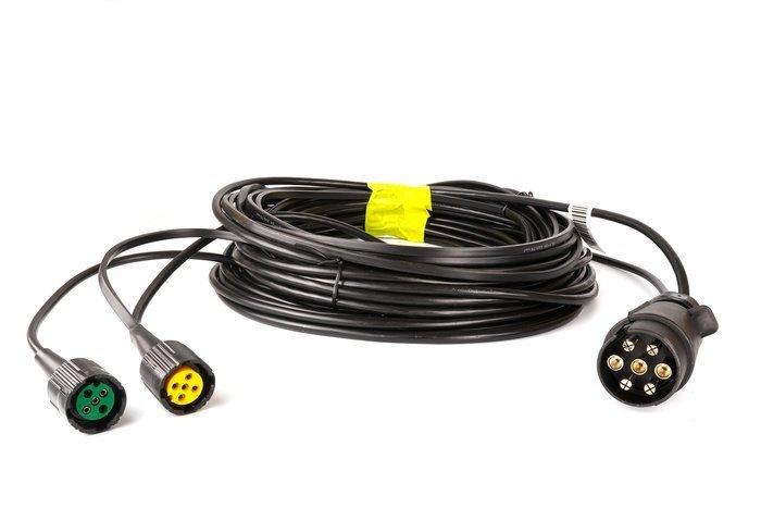 Instalație electriică pentru remorci auto ușoare 3015