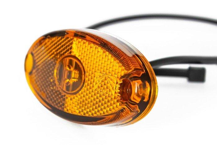 Lampă cu LED laterală pentru remorcă Aspöck Flatpoint II fără suport