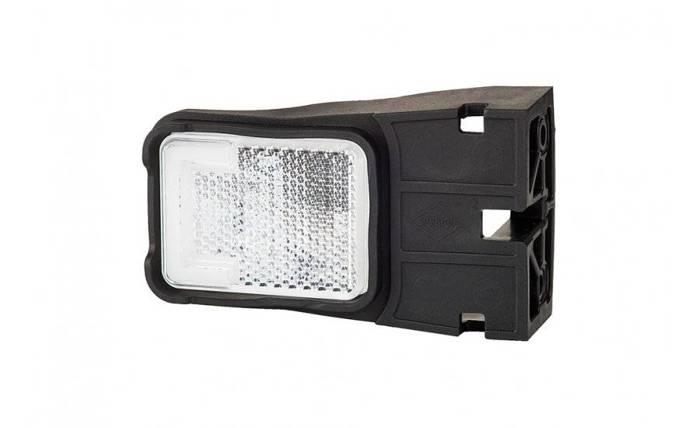 Lampă frontală cu reflector Horpol LD 2732 12/24 V
