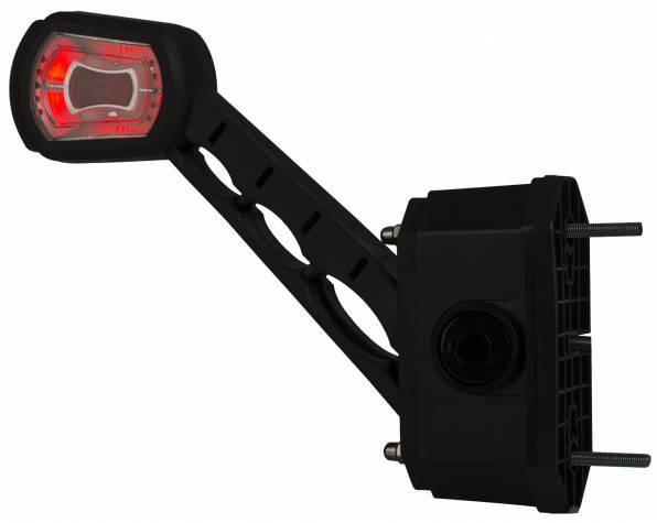 Lampă gabarit LED stângă cu avertizor marșarier încorporat a companiei Horpol LDCC 2713