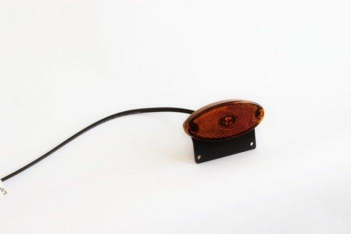 Lampă gabarit pentru remorci auto LED - Aspöck Flatpoint II 0,5 M cu mâner