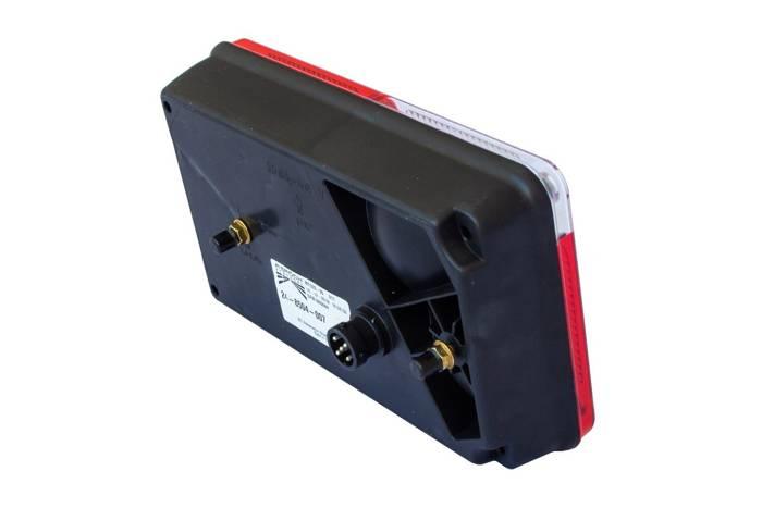Lampa tylna zespolona Aspöck Multipoint V LED prawa