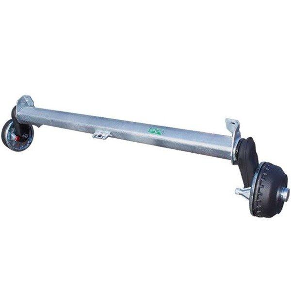 Osie cu frână AL-KO 1800 kg A1300 5x112 E