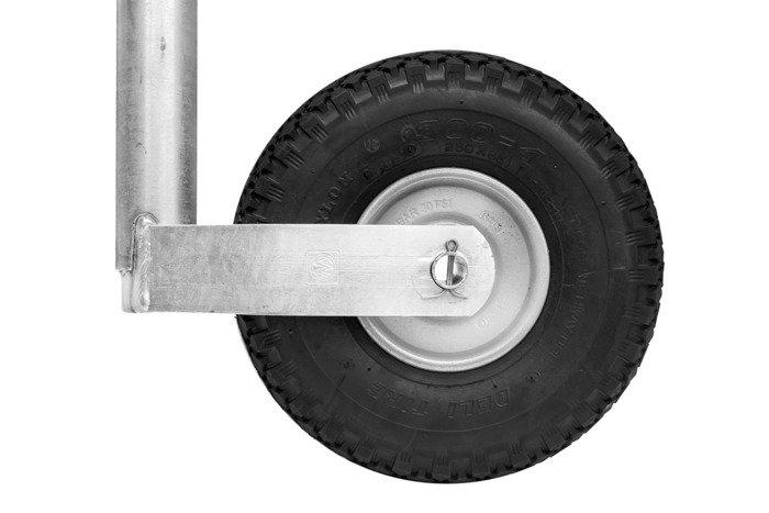 Roată de manevră cu anvelopa gonflabilă WINTERHOFF 48-260 LB