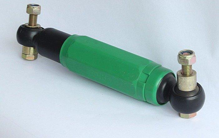 Set: 2 amortizoare pentru remorci auto AL-KO Octagon verzi 900 - 1600 kg