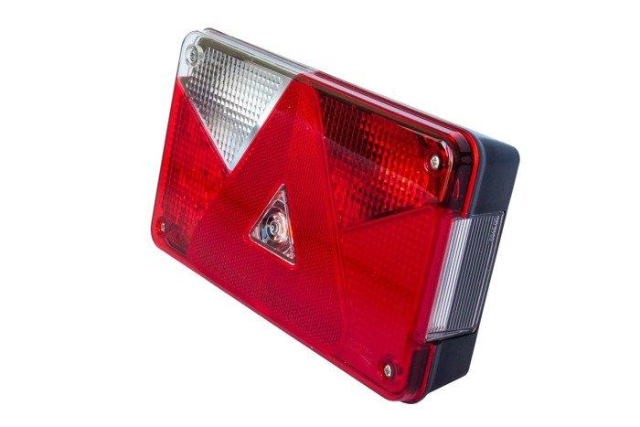 Set lămpi spate combinate Aspöck Multipoint V LED stângă - dreaptă