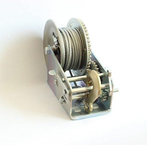 Troliu 1135 kg cu cablu fără acoperire Knott